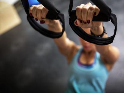Nie przesadzaj z ćwiczeniami