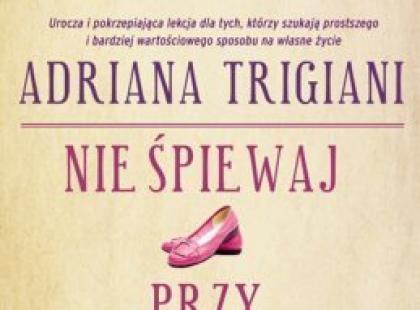 """""""Nie śpiewaj przy stole"""" - We-Dwoje.pl recenzuje"""
