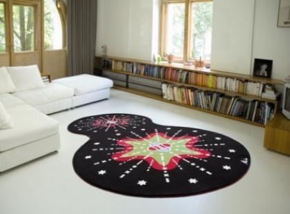 Nie taki zwykły dywan - Moho
