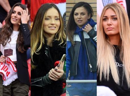 Nie tylko Anna Lewandowska! Poznaj piękne żony i partnerki biało-czerwonych