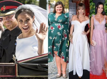 Nie tylko Meghan i Harry! Te gwiazdy wzięły ślub w 2018 roku