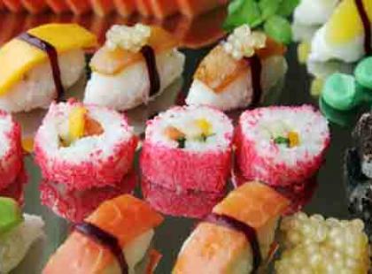 Odpowiednio przygotowane sushi może być bardzo zdrowe i dietetyczne.