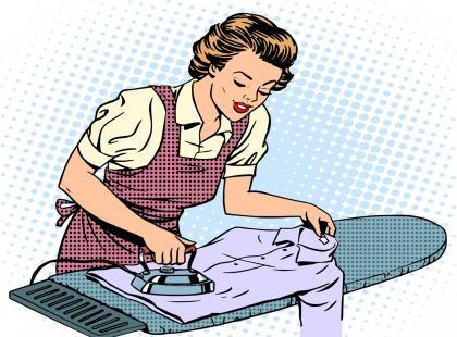 Nie utrudniajmy sobie życia: 5 błędów, które wiele z nas popełnia przy prasowaniu
