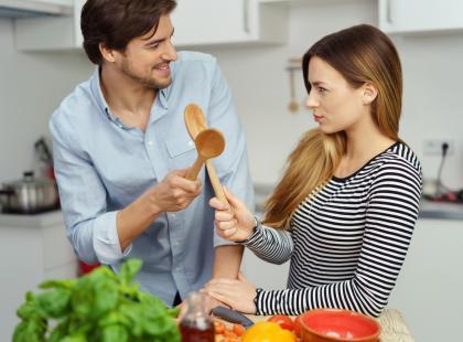 """Nie więcej niż 10 minut! Zdrowe kolacje dla """"padniętych"""" po całym dniu."""