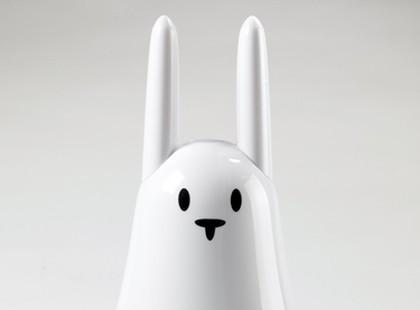 Nie-wielkanocny króliczek