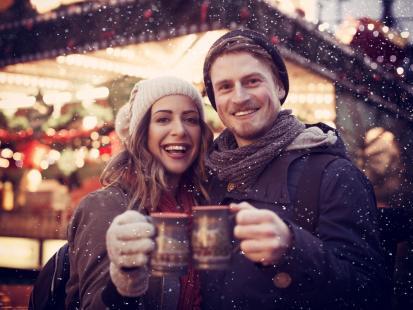 Nie wierzycie w magię świąt? Dla mnie wyczarowały... miłość mojego życia!