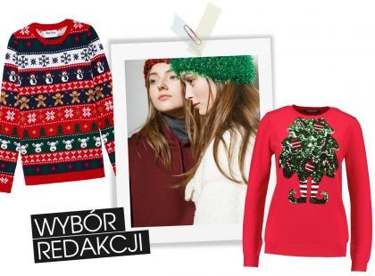 Nie wyobrażamy sobie bez nich Bożego Narodzenia! 15 świątecznych swetrów z sieciówek