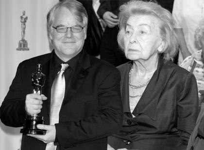 Nie żyją dwie legendy polskiego i światowego kina