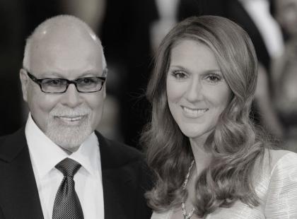 Nie żyje mąż Celine Dion. Przegrał z rakiem