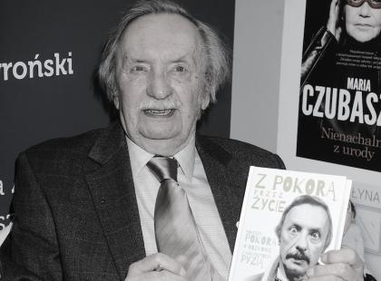 Nie żyje Wojciech Pokora - tą smutną informacją podzieliła się Krystyna Janda