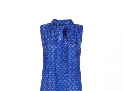 Niebieska bluzka - Tatuum, zima 2012/13