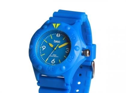 Niebieski zegarek - Breo