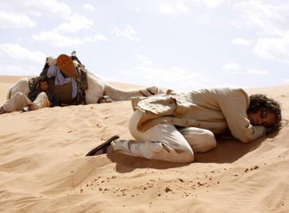 Niebo nad Saharą (reż. Karim Dridi)