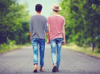 Niełatwo być gejem w Polsce. Ale fajnie jest mieć wsparcie rodziny