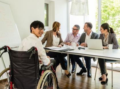Niepełnosprawność problemem na rynku pracy?