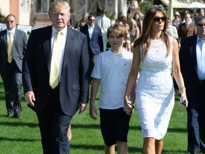 Nieprzyzwoicie bogaci, zawsze perfekcyjni. Klan Trumpów. Poznaj najważniejszą rodzinę Ameryki
