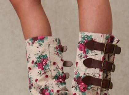 Niesamowite buty dla wolnych ludzi