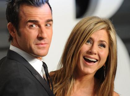 """Niespodzianka! Jennifer Aniston powiedziała """"tak"""" na ślubnym kobiercu"""
