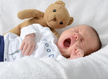Niespokojny sen dziecka – oznaka alergii