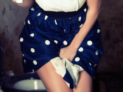 Nietrzymanie moczu po porodzie