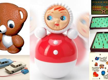 Niezapomniane zabawki naszego dzieciństwa