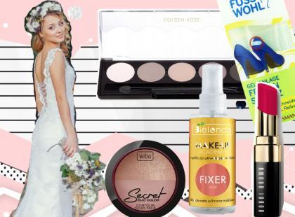 Niezbędnik panny młodej: zobacz, co panna młoda powinna mieć przy sobie w dniu ślubu!