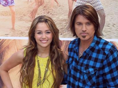 Niezwykła historia Miley Cyrus i jej rodziny