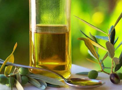 Nigdy nie jest za późno na oliwę z oliwek