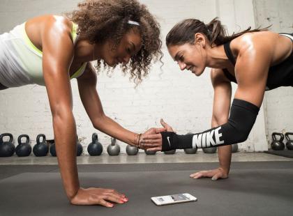 Nike Sport Feed - przewodnik po świecie fitnessu