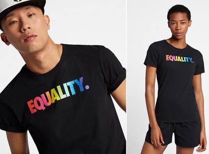 Nike wspiera społeczność LGBT. Zobaczcie najnowszą kolekcję!