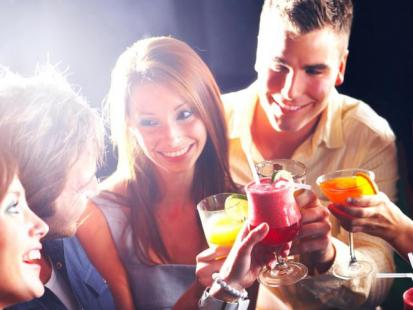 Niskokaloryczne drinki