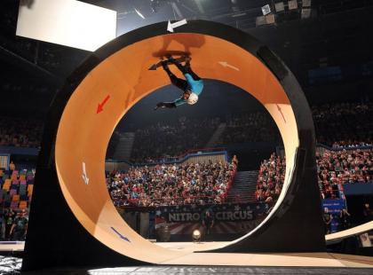 Nitro Circus Live w Polsce, czyli show pełne adrenaliny i emocji