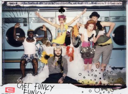 """""""No Damage No Funky"""" - nowa kampania Cropp"""