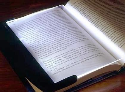 Nocne czytanie już nie pod kołdrą