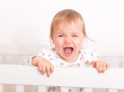 Nocne lęki dziecka – czy jest się czym niepokoić?