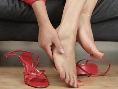 Nogi bez żylaków