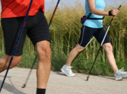 Nordic Walking - w drogę z kijkami