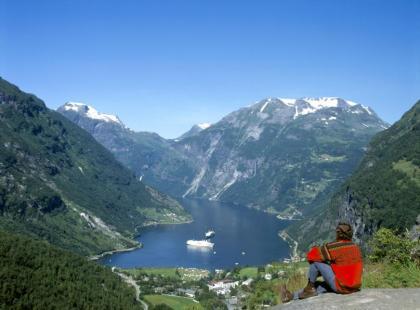 Norwegia - kraj jak raj