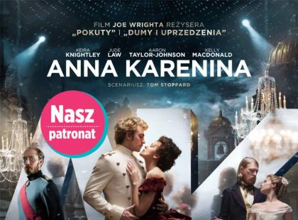 Nowa adpatacja Anny Kareniny