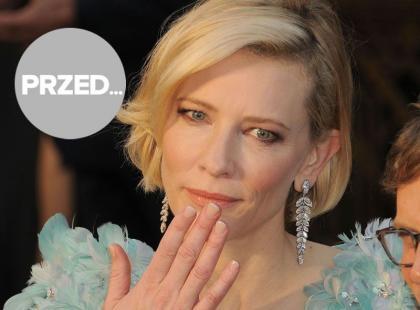 Nowa fryzura Cate Blanchett to totalne szaleństwo