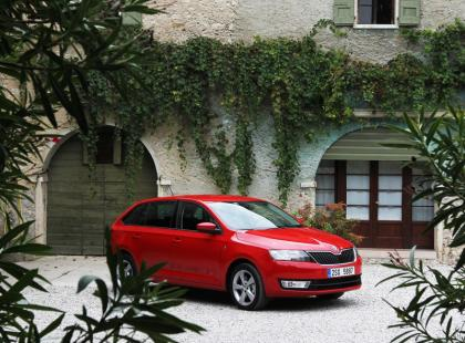 Nowa Škoda Rapid – Przestrzeń w najpiękniejszej formie