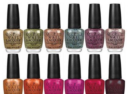 Nowa kolekcja lakierów OPI - Burlesque Nails