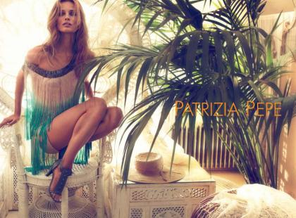 Nowa kolekcja Patrizia Pepe w kampanii reklamowej