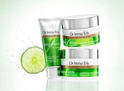Nowa linia kosmetyków Lime&Lemon - Dr Irena Eris