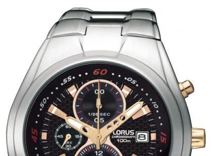 Nowa linia zegarków LORUS dla mężczyzn