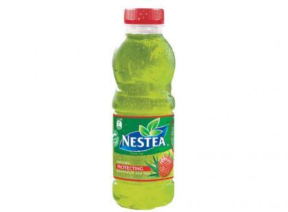 Nowa Nestea Green Tea Strawberry - ochrona i truskawkowa przyjemność
