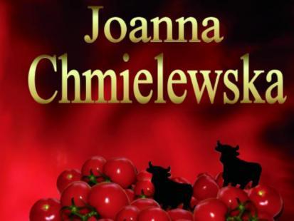 Nowa powieść Joanny Chmielewskiej