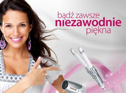 """Nowa promocja marki Zelmer - wygraj kosmetyki """"TAFT""""!"""