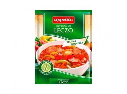Nowa propozycja marki Appetita - przyprawa do leczo