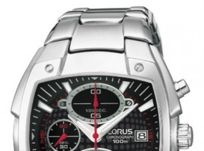 Nowe chronografy Lorus